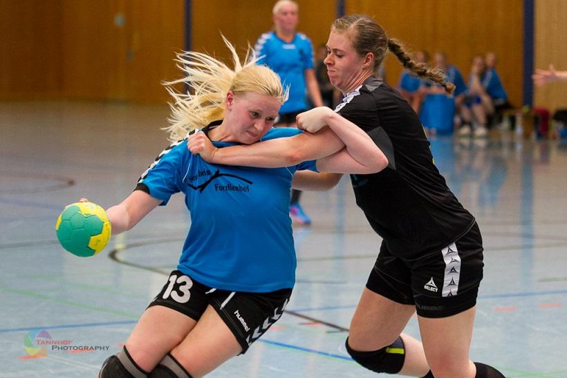 1. Damen gegen Northeimer HC