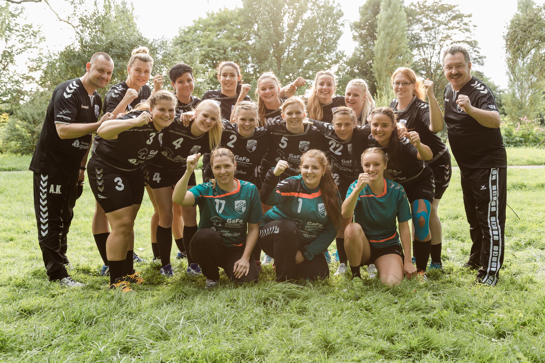 1. Damen gegen HSG Heidmark
